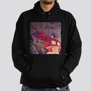 Transformers Vintage Roll Out Hoodie (dark)