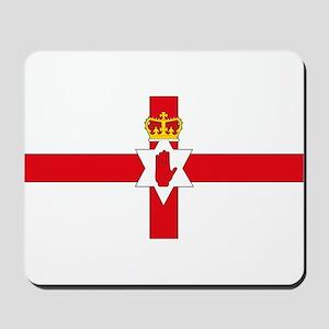 Northern Ireland Flag Mousepad