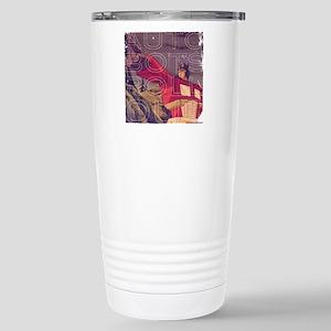 Transformers Vint 16 oz Stainless Steel Travel Mug