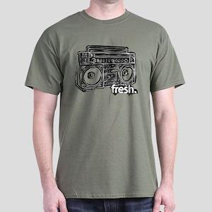 FRESH BOOMBOX Dark T-Shirt