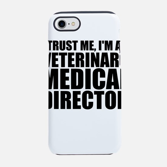 Trust Me, I'm A Veterinary Medical Director iP