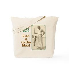 Max Brodel Fishing Tote Bag