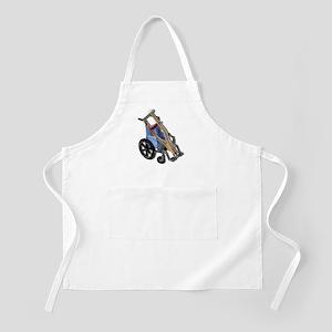 Crutches Wheelchair Apron
