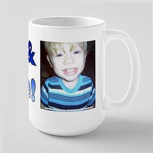Rise & Shine Large Mug