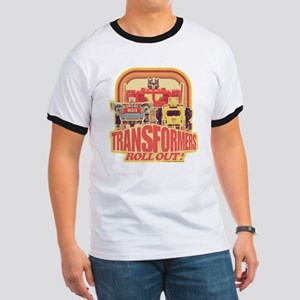 Transformers Retro Roll Out Ringer T