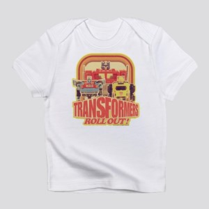 Transformers Retro Roll Out Infant T-Shirt