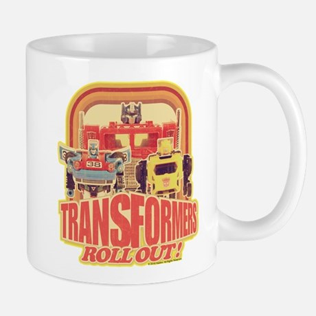 Transformers Retro Roll Out