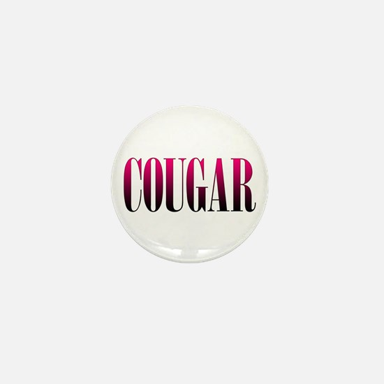 Cougar Mini Button