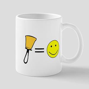 Bells Make Me Happy Mug