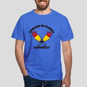 2-flamingworkingfinal T-Shirt
