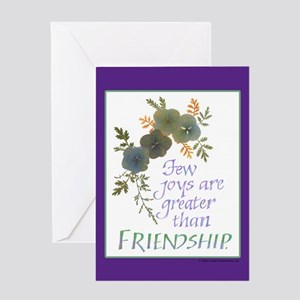 House warming greeting cards cafepress friendship greeting card m4hsunfo