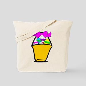Bell Basket Tote Bag
