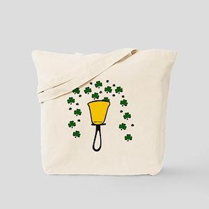 Shamrock Fountain Tote Bag