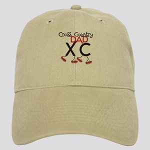 Cross Country Dad Cap