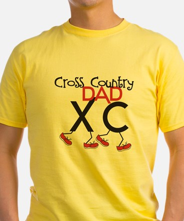 Cross Country Dad T
