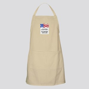 Love Overflows Continuously BBQ Apron