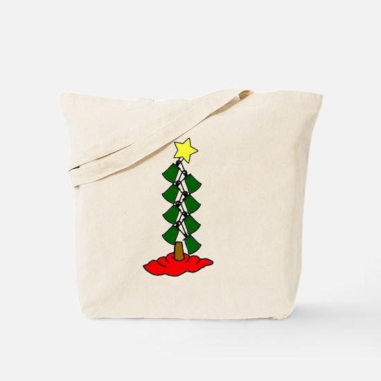 Funny Handbell Tote Bag