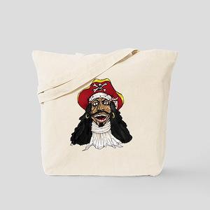 Pirate Captain Tote Bag