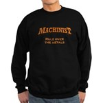 Machinist / Metals Sweatshirt (dark)