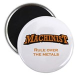 Machinist / Metals Magnet