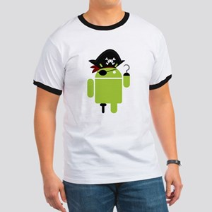 Android Pirate Ringer T