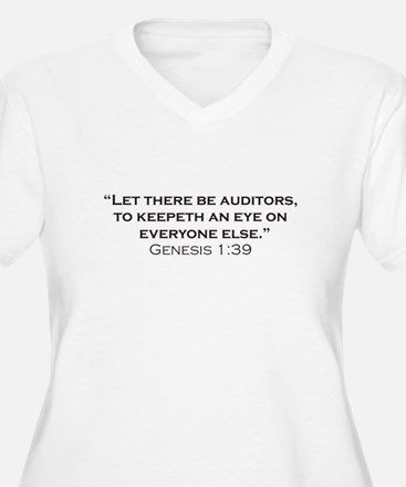 Auditors / Genesis T-Shirt