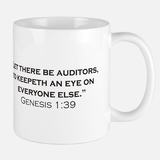 Auditors / Genesis Mug
