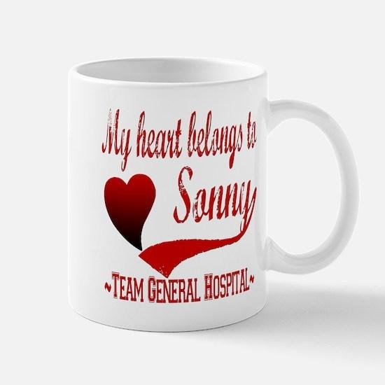 General Hospital Sonny Mug