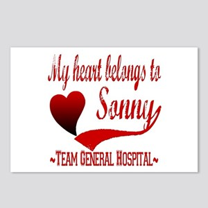 General Hospital Sonny Postcards (Package of 8)