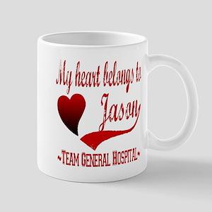 General Hospital Jason Mug