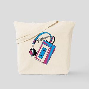 Footloose Cassette Tote Bag