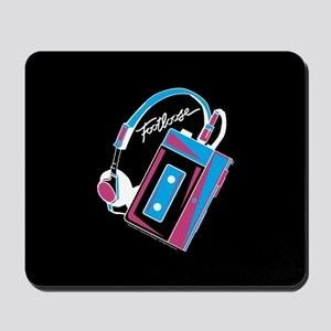 Footloose Cassette Mousepad
