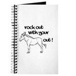 Rock Out With Your Ass Out ! Journal