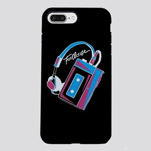 Footloose Cassette iPhone 7 Plus Tough Case