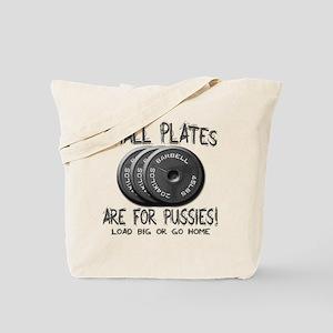 Small plates... Tote Bag