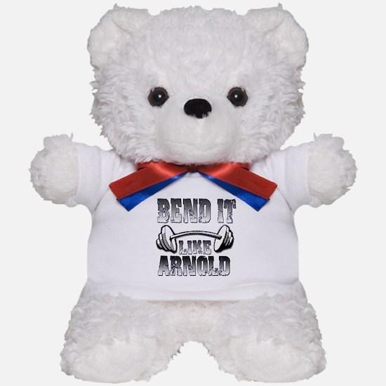 Bend it Teddy Bear