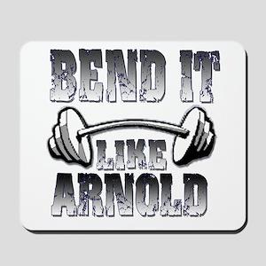 Bend it Mousepad