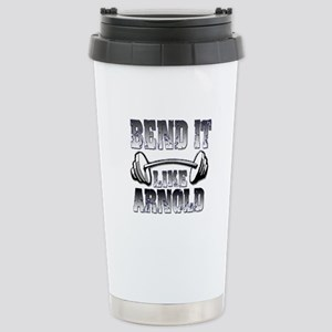 Bend it Stainless Steel Travel Mug
