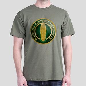 Panning Custom Cornhole Dark T-Shirt
