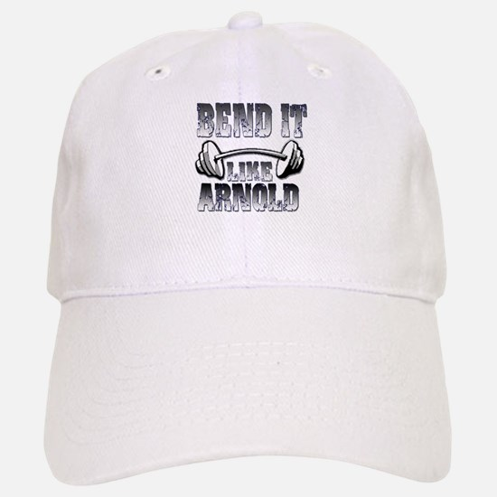 Bend it Baseball Baseball Cap