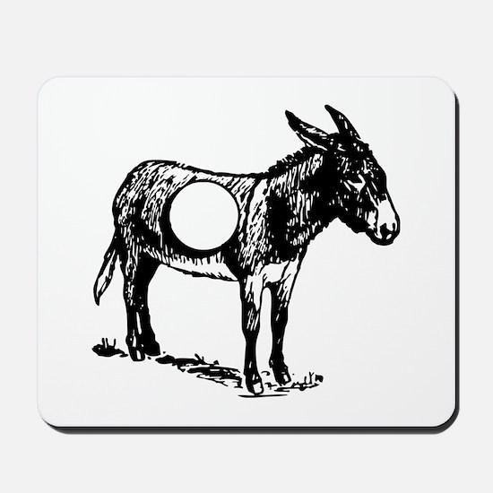 Asshole Mousepad