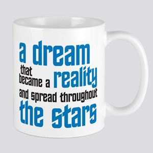 Star Trek: Captain Kirk Quote Mug