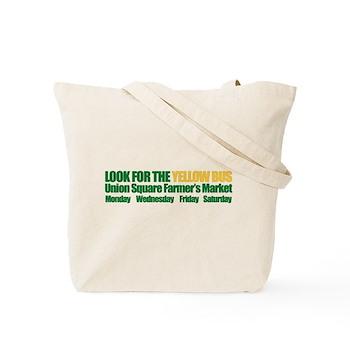Grass inside Tote Bag