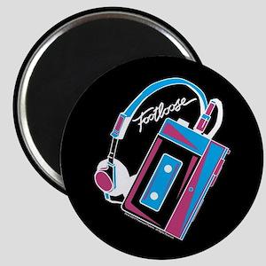 Footloose Cassette Magnet