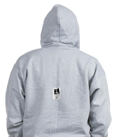 The Stand Off Zip Hoodie