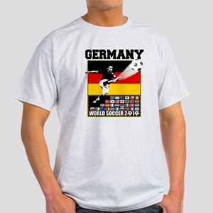Germany World Soccer Light T-Shirt
