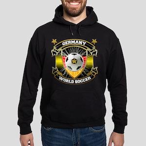 Germany World Soccer Hoodie (dark)