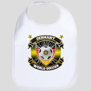 Germany World Soccer Bib
