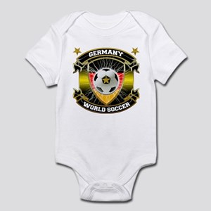Germany World Soccer Infant Bodysuit