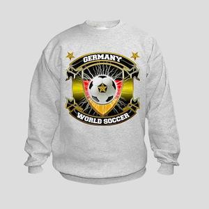 Germany World Soccer Kids Sweatshirt